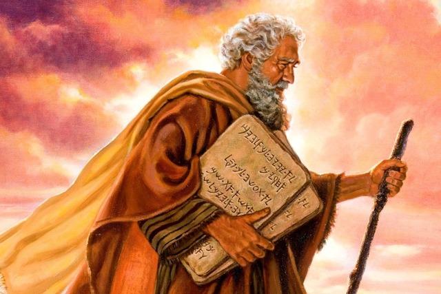 Surge el Antiguo Testamento.