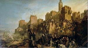 Conquista Árabe de Jerusalén