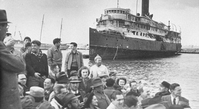 Inmigración judía hacia Palestina