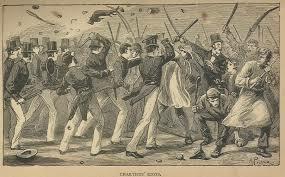 Movimientos obreros franceses e ingleses alrededor de 1860.