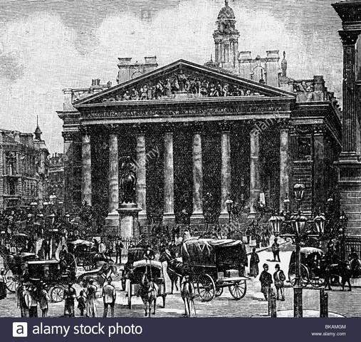 Comisión de comercio de Londres.
