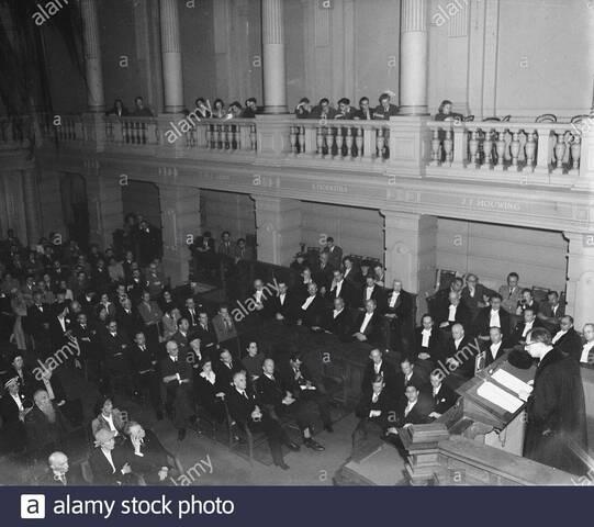 El llamamiento inaugural.