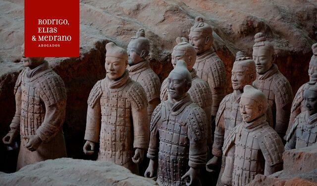 Carcaterísticas de China