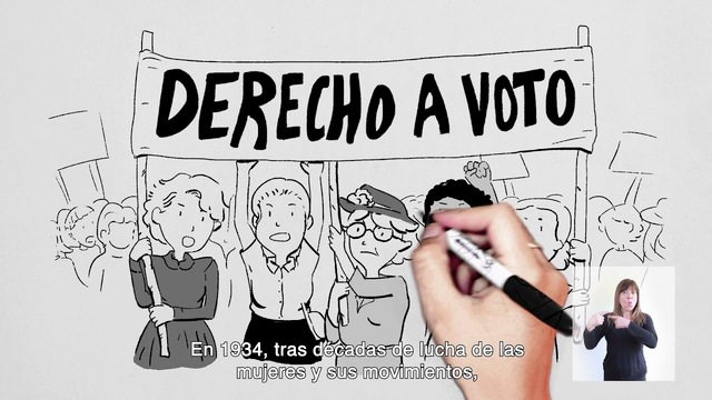 Derecho a Votar.