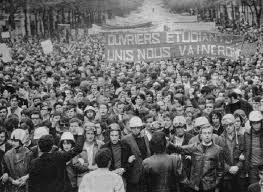 Huelgas en Francia.