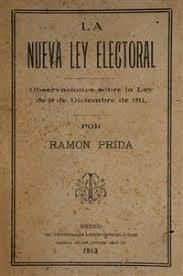 Ley Electoral.