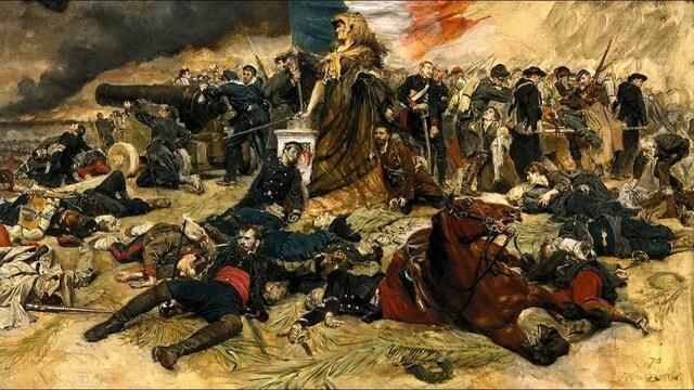 Guerra franco alemana.