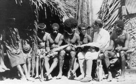 Estudios con aborígenes de Malinowski
