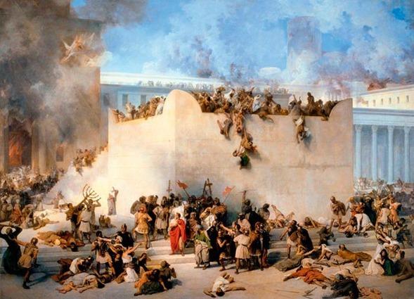 Masada: la conquista de la fortaleza inexpugnable.