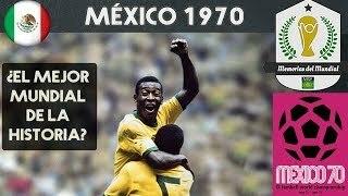 El primer Mundial en México
