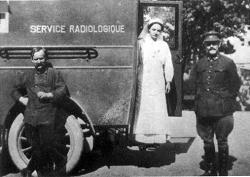 camionetas radiológicas