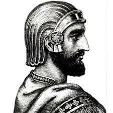 Los persas conquistan la India