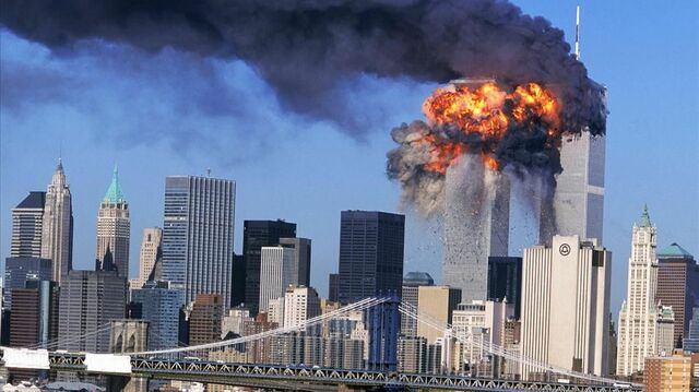 Inmolación Terrorista