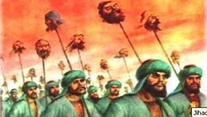 Invasión musulmánica en la India