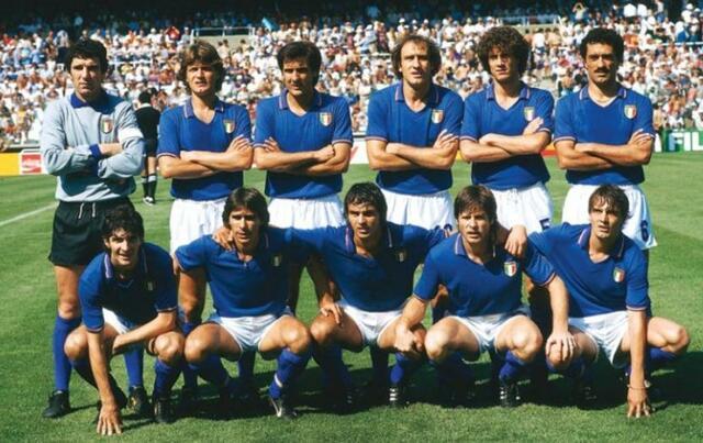 Copa del 82