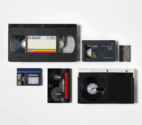 JVC DESARROLLA EL VHS