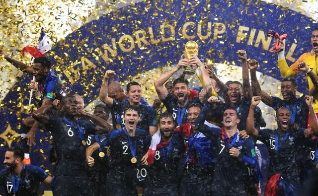 Copa Mundial 2018