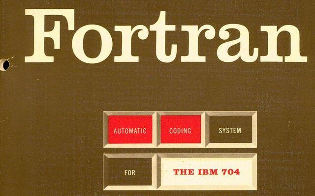 Nacimiento de FORTRAN