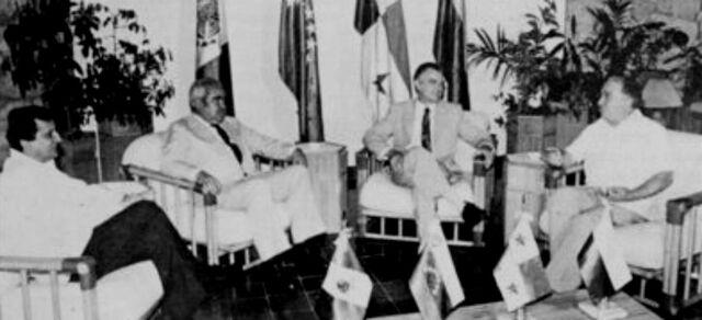 El 9 de enero de 1983 se creó el Grupo de Contador