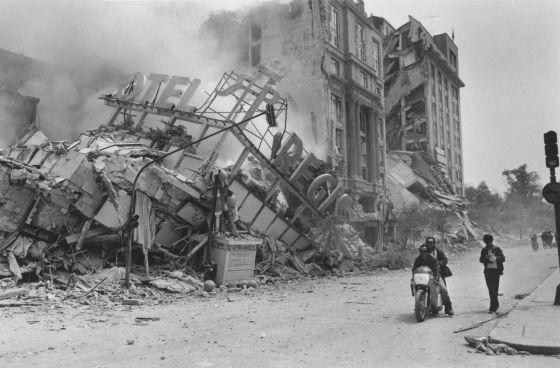 19 de Septiembre de 1985 Terremoto