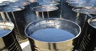 Muestras de petróleo enviadas a varios paises