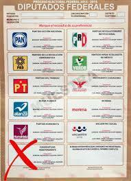 Candidaturas Independientes de México.