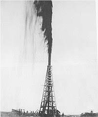 1° campo petrolero en Vzla