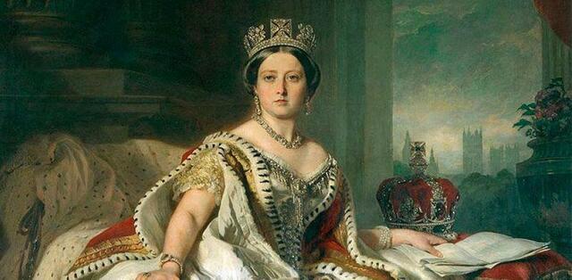 La reina Victoria es proclamada emperatriz de la India