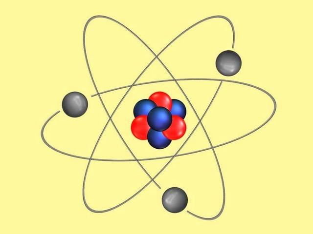 Primer modelo atómico