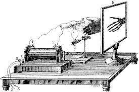 Aplicación desde 1895 hasta nuestros días ( radiación ionizante) Evento 1