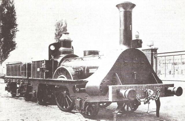 Ley de ferrocarriles