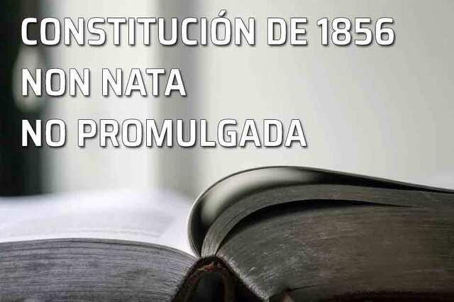 Constitución de 1856 (non nata)