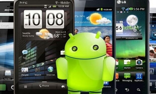 Android - Dispositivos Móviles