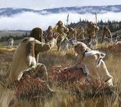 Paleolítico tardío-Latinoamérica