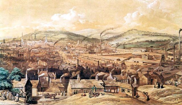 Siglo XIX SEGUNDA REVOLUCION INDUSTRIAL