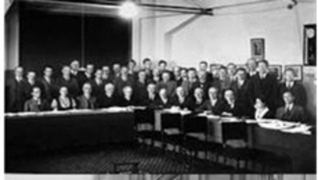Primer Congreso Internacional de Radiología