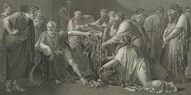 Hipocrátes (460 - 370 a.c.).