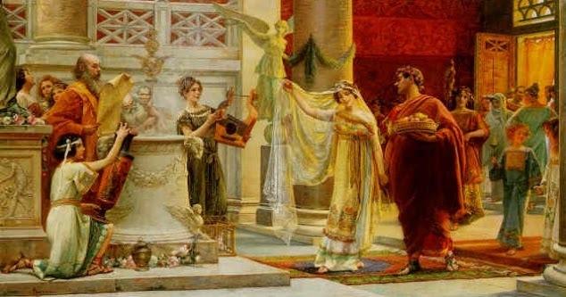 Justiano  y el Corpus Legislativo (483 - 565 d.c.).