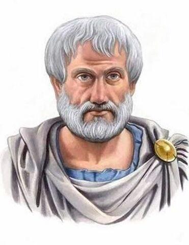 Aristóteles. (384 a.C- 322 a.C)