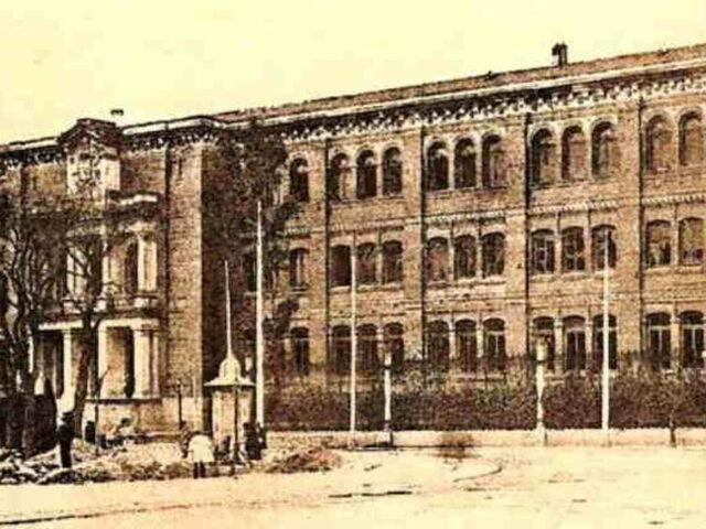 Real Escuela de Sordomudos de Madrid
