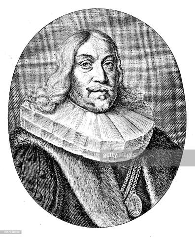George Philip Harsdorffer