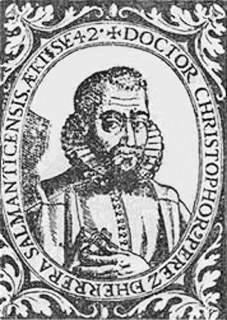 Cristobal Pérez de Herrera