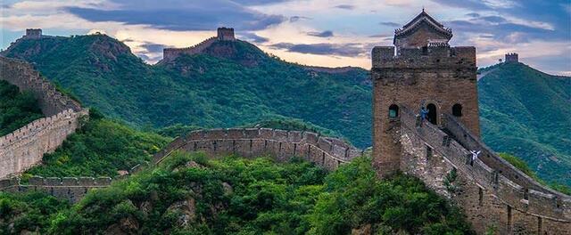 Comienza la construcción de la Gran Muralla China
