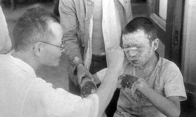 Bombardeos atómicos de Hiroshima y Nagasaki
