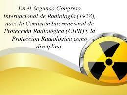 La comisión internacional de protección radiológica - 1928