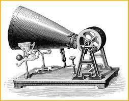 The Phonautograph.