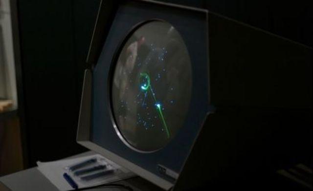 Spacewar! для PDP-1