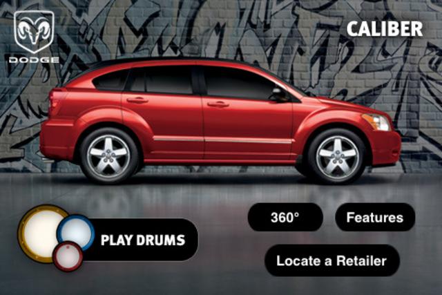 Dodge Caliber Beats
