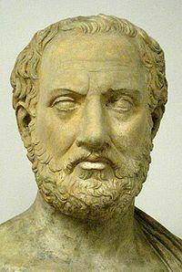 Origen en probabilidades de Tucídides
