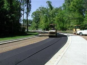 Roads Being Paved